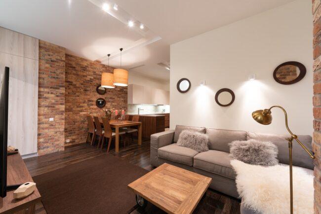 Comment créer un espace salon/salle à manger harmonieux?