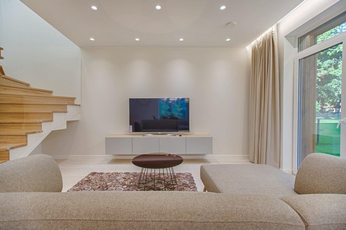 tapis dans un salon