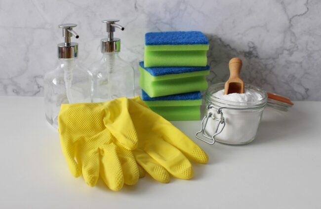 Comment nettoyer les joints de salle de bain?