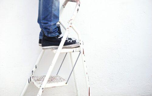 peindre-plafond-sans-traces